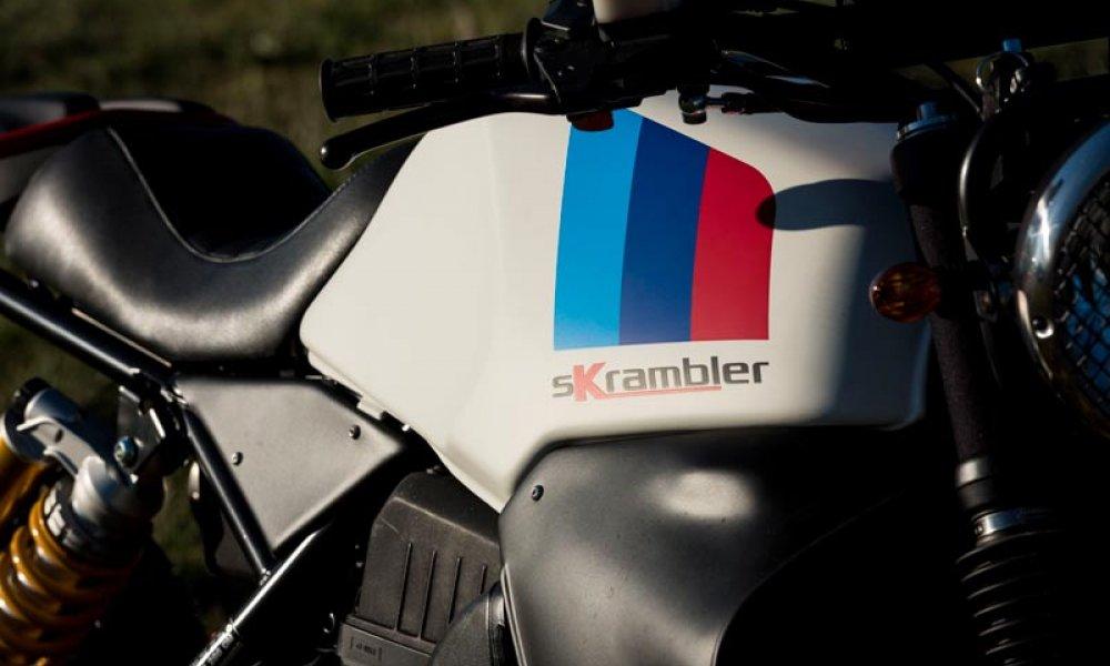 K100 sKrambler