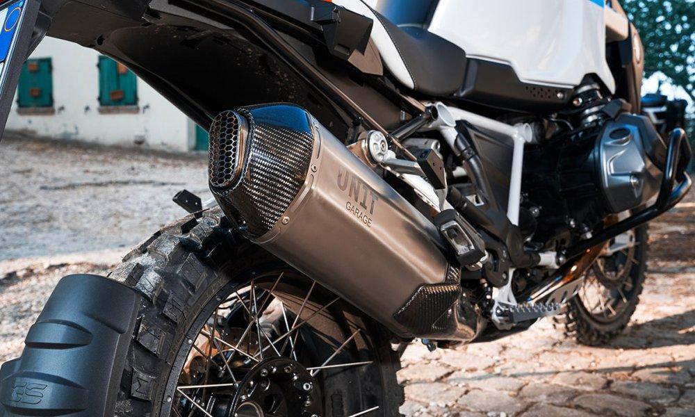 Kit R 1250 GS LC Rad