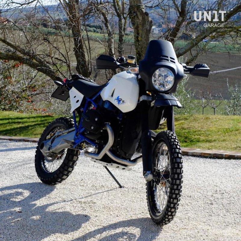 BMW HP2 Enduro & Megamoto