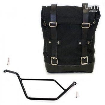 キャンバスサイドバッグ+ Bmw R 850R / 1100R / 1150Rフレーム