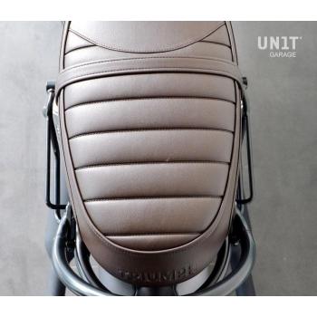 キャンバスサイドバッグ+トライアンフT120 DXフレーム (2016<)