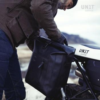 キャンバスサイドバッグ+ NineTシリーズフレーム