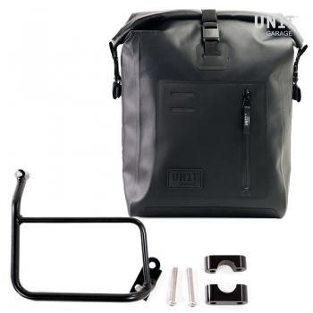 KhaliTPUサイドバッグ+ R1200GSフレーム