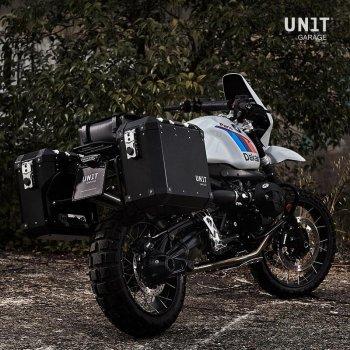 アルミ製ユニットガレージサイドバッグ 37L