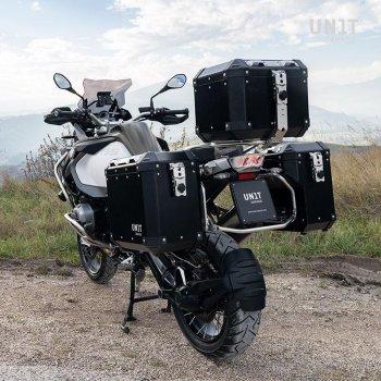 アルミ製ユニットガレージサイドバッグ 45L