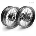 スポークホイールのペアNineT Racer&Pure 48M6