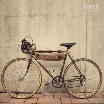 Frame Pack Top Tube Canvas