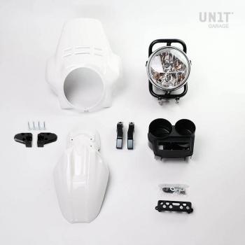 PRO FENOUILヘッドライトキット(マットブラック)R850R-R1100R