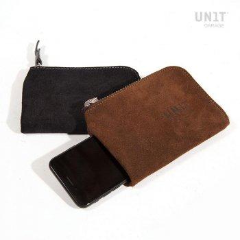 電話と財布のホルダー